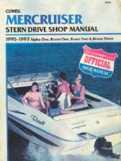 Mercruiser 1995-1997 Shop Manual